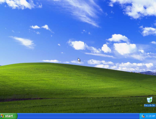XP died in 2014. Why you should NOT be using Windows XP as your daily.